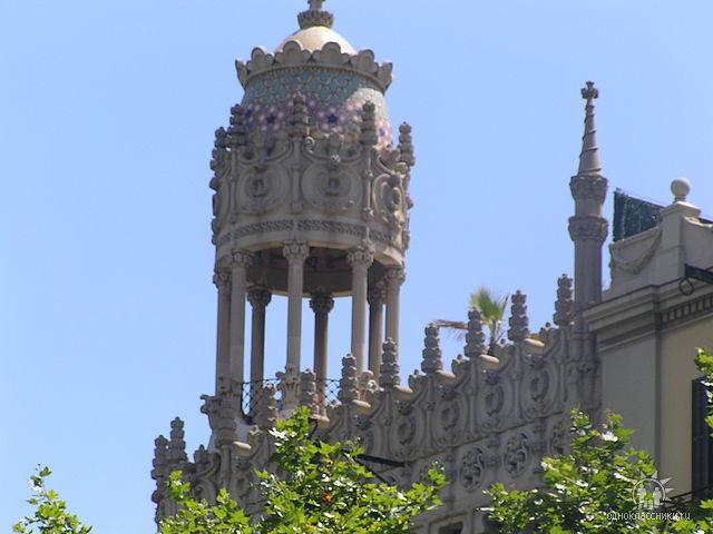 дом Каза Льео Морера
