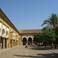 Кордоба. Внутренний дворик собора