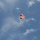 Кайт в ветренную погоду