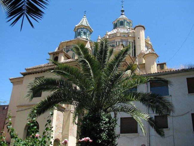 Базилика и больница Сан Хуан де Диос