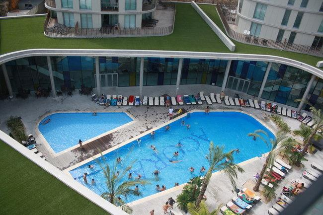 Отель в Peniscola