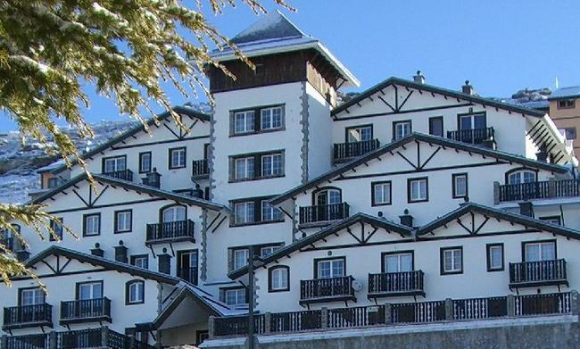 Pradollano. Отель