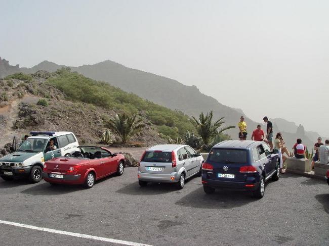 Наш автопарк и Guardia Civil