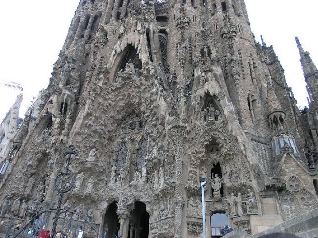 Барселона Саграда Фамилиа