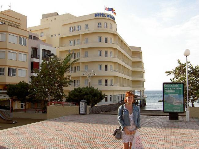 отель Медано