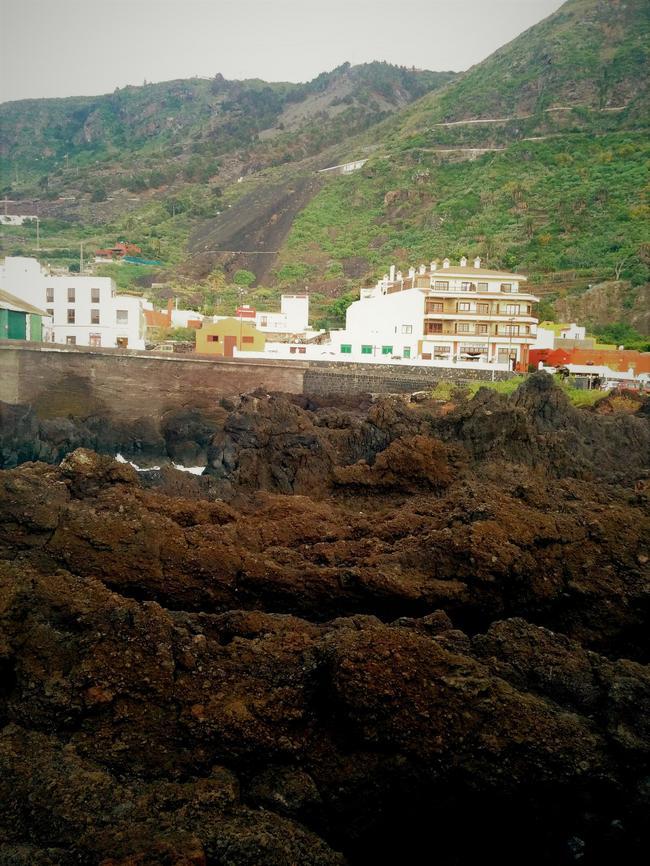 Гарачико - город после извержения Тейде