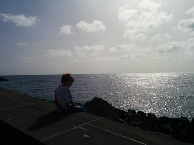 На берегу Атлантики