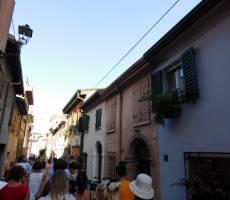 Типичные итальянские улицы