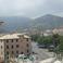 Отель. Вид на горы