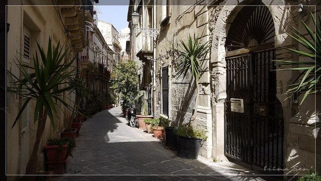 Италия. Сицилия. Сиракуза