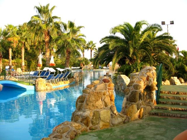 отель Hotel Plaia d'Himera