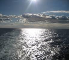 Вода и облака