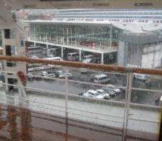 Порт Савона. Конец круиза