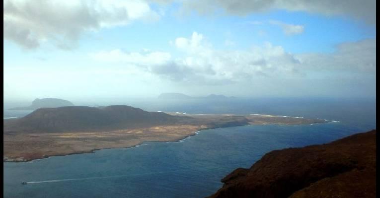 Ла Грасьоса и маленькие острова