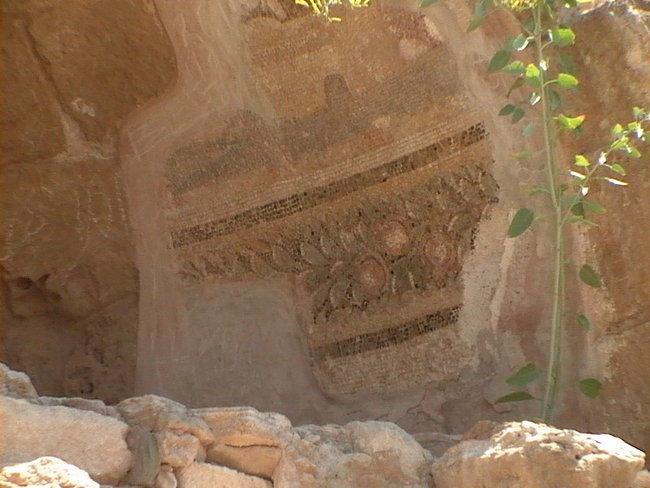 фреска в Саламине