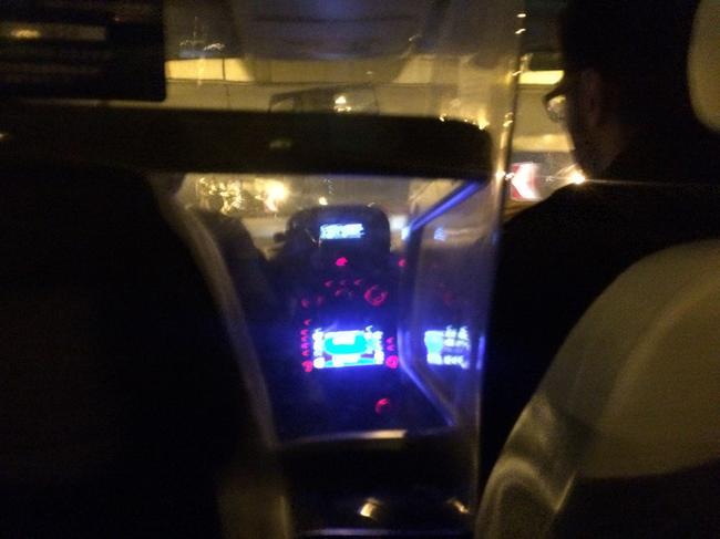 Безопасность водителя превыше всего