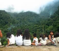 индейцы в затерянном городе