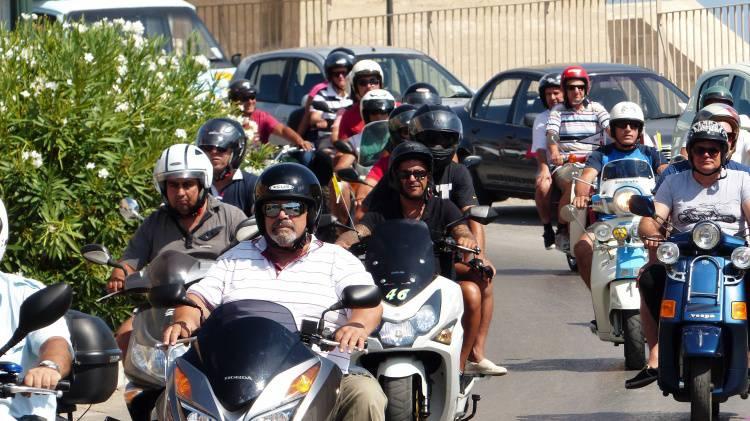 Самый популярный личный транспорт на Мальте