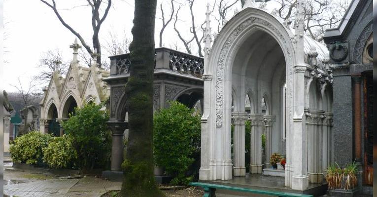 жемчужины готической архитектуры