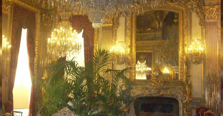 Покои Наполеона III