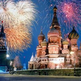 Стены и башни Московского Кремля