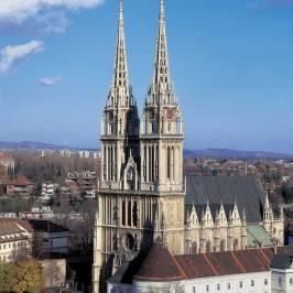 Собор Загреба