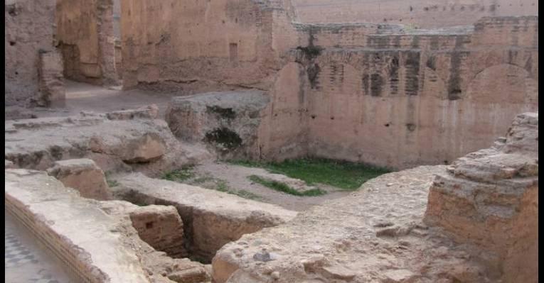 Дворец Эль Бади