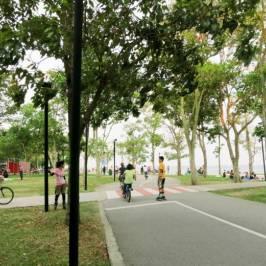 Парк на восточном побережье