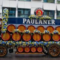 Пивоварня Нокхерберг Пауланер