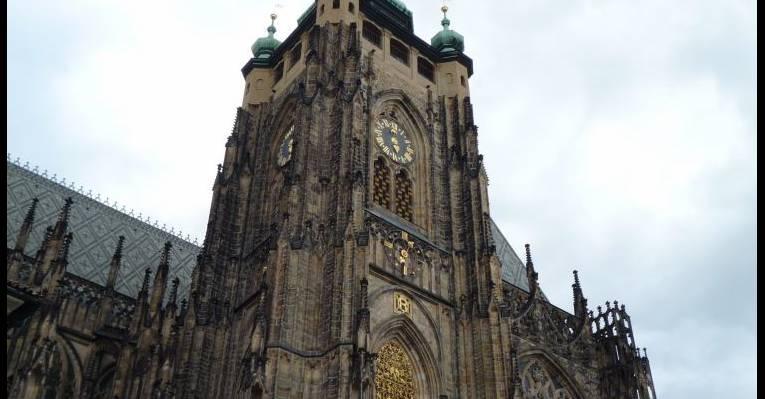 Главная башня собора