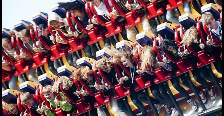 Фотографии Парк развлечений Линнанмяки (Linnanmaki) в Хельсинки