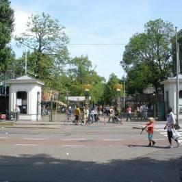 Амстердамский зоопарк