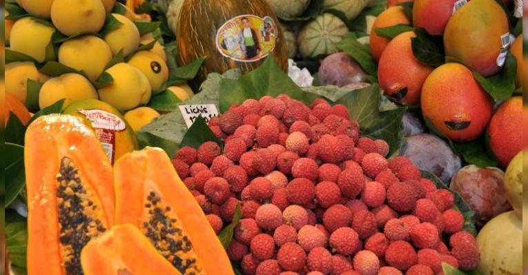 Овощи-фрукты, разные продукты
