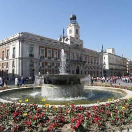 Площадь Пуэрто-дель-Соль