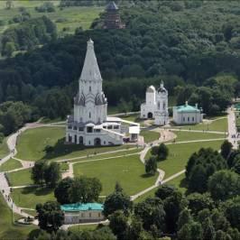 Коломенское историко-архитектурный музей-заповедник