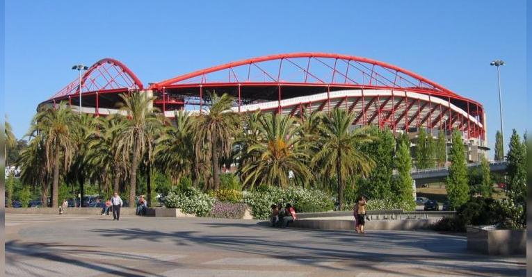Стадион SL Бенфика