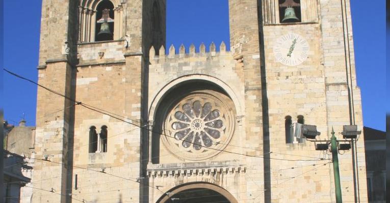 Лиссабонский кафедральный собор