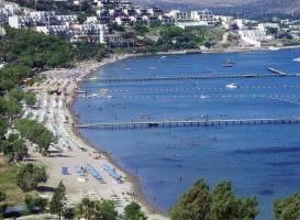 Бодрумский пляж