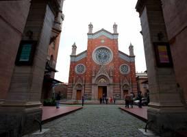 Католический храм Св. Антония