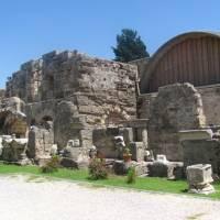 Музей античного искусства Сиде
