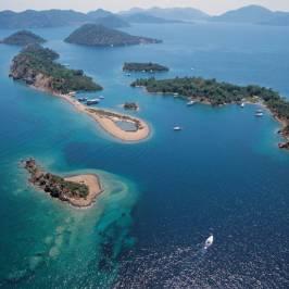 Двенадцать островов