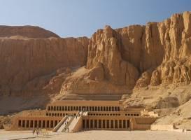 Поминальный храм царицы Хатшепсут