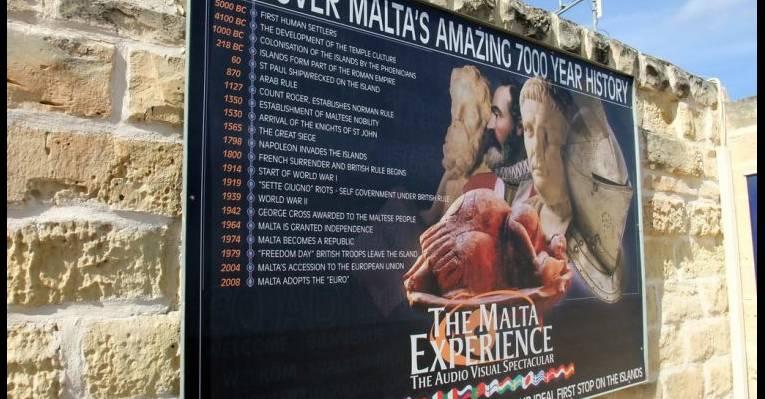Malta Experience