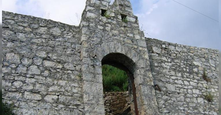 крепость абаата гагра