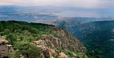 Национальный парк долины Алтындере