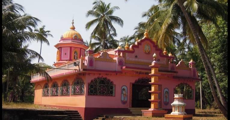 Индуисткий храм