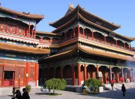 Храм Спящего Будды