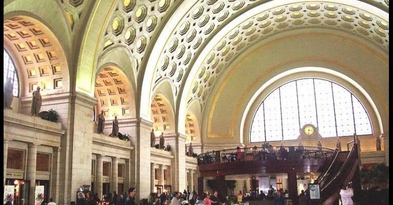 Вокзал Юнион-Стейшн. Вашингтон