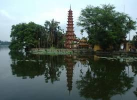 Пагода Тран Куок