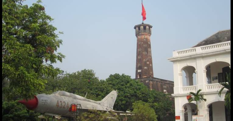 Hanoi Flag Tower